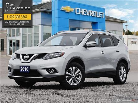 2016 Nissan Rogue SV (Stk: P6252A) in Kincardine - Image 1 of 27