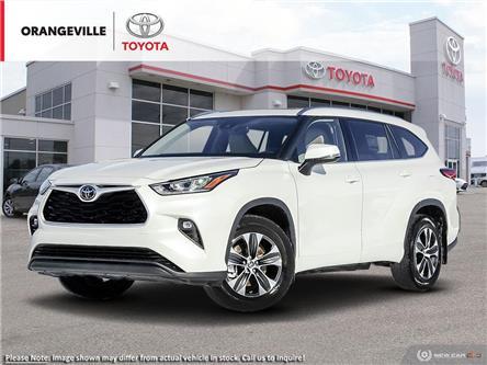 2021 Toyota Highlander XLE (Stk: 21038) in Orangeville - Image 1 of 22
