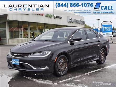 2016 Chrysler 200 Limited (Stk: BC0064A) in Sudbury - Image 1 of 27