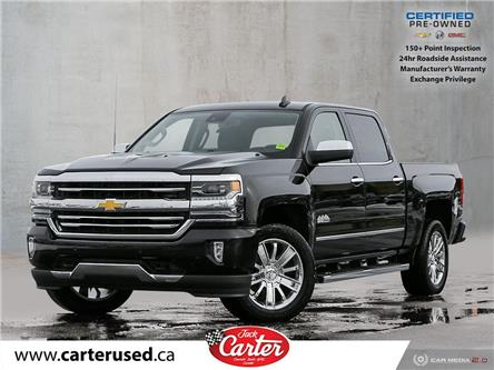 2018 Chevrolet Silverado 1500 High Country (Stk: 82451L) in Calgary - Image 1 of 27