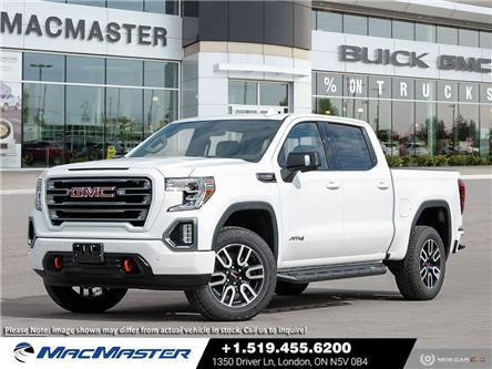 2021 GMC Sierra 1500 AT4 (Stk: 210034) in London - Image 1 of 23