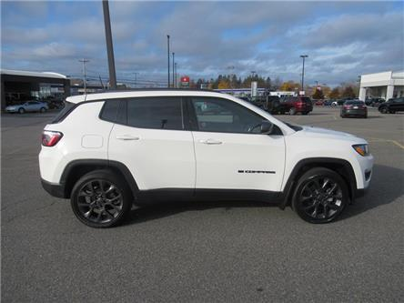 2021 Jeep Compass North (Stk: 2021-T4) in Bathurst - Image 1 of 8