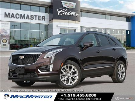 2021 Cadillac XT5 Sport (Stk: 201048) in London - Image 1 of 10