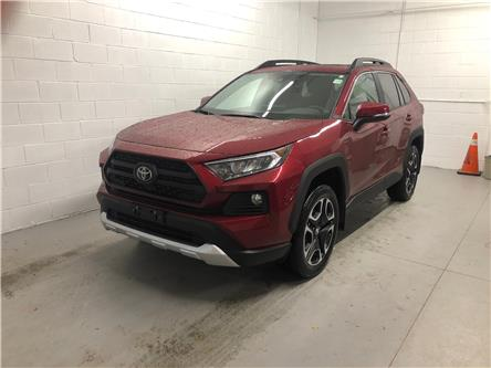 2021 Toyota RAV4 Trail (Stk: TX036) in Cobourg - Image 1 of 8