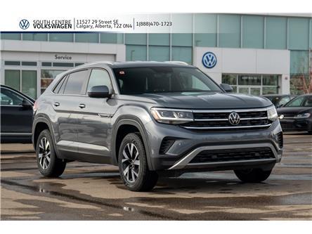2020 Volkswagen Atlas Cross Sport 2.0 TSI Trendline (Stk: 00222) in Calgary - Image 1 of 40
