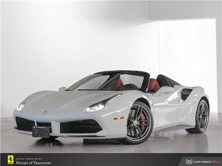 2018 Ferrari 488 Spider Base (Stk: C0130) in Vancouver - Image 1 of 10