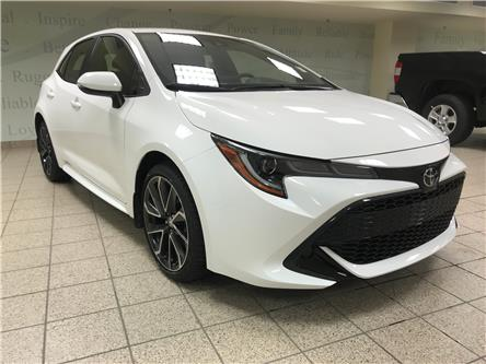 2021 Toyota Corolla Hatchback Base (Stk: 210191) in Calgary - Image 1 of 19