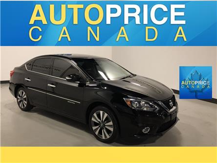 2017 Nissan Sentra 1.8 SL (Stk: B2137) in Mississauga - Image 1 of 27