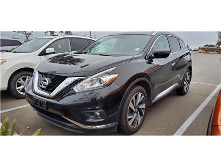 2017 Nissan Murano Platinum (Stk: U0107) in Courtenay - Image 1 of 2