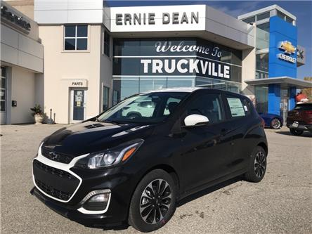 2021 Chevrolet Spark 1LT Manual (Stk: 15519) in Alliston - Image 1 of 15
