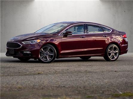 2017 Ford Fusion V6 Sport (Stk: K16-7304A) in Chilliwack - Image 1 of 19