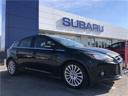 2012 Ford Focus Titanium (Stk: S20243A) in Newmarket - Image 1 of 6