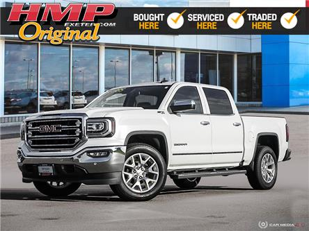 2018 GMC Sierra 1500 SLT (Stk: 81995) in Exeter - Image 1 of 27