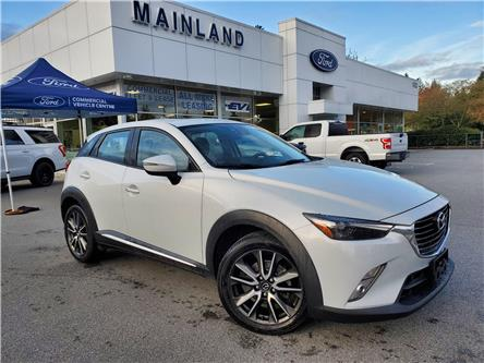 2016 Mazda CX-3 GT (Stk: 20EX8494A) in Vancouver - Image 1 of 26