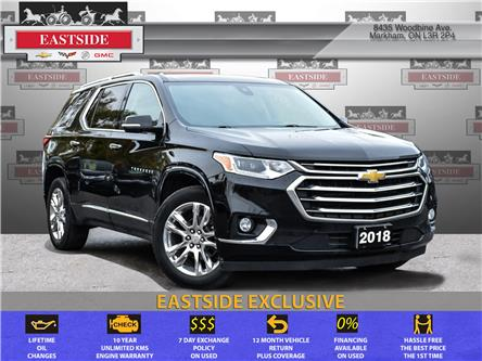 2018 Chevrolet Traverse High Country (Stk: 102542B) in Markham - Image 1 of 30