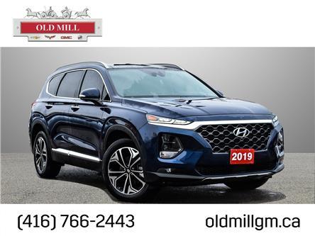 2019 Hyundai Santa Fe Ultimate 2.0 (Stk: 097419U) in Toronto - Image 1 of 28