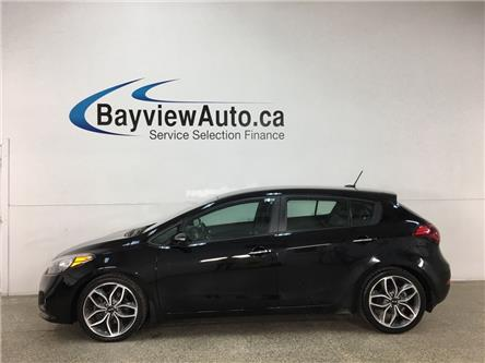2016 Kia Forte 1.6L SX (Stk: 37297W) in Belleville - Image 1 of 24