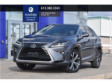 2018 Lexus RX 350 Base (Stk: A0382) in Ottawa - Image 1 of 28