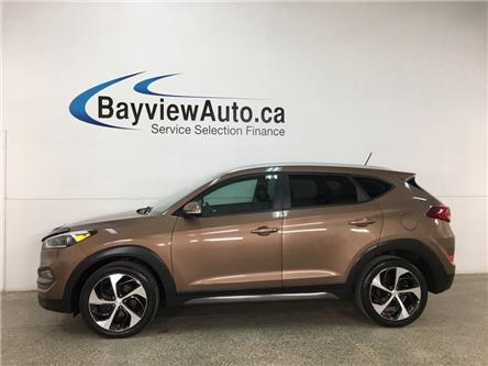 2016 Hyundai Tucson Limited (Stk: 37324J) in Belleville - Image 1 of 27