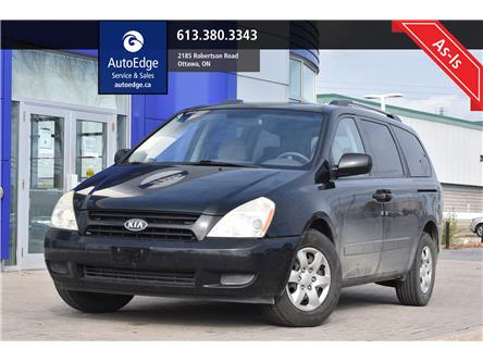 2010 Kia Sedona LX Convenience (Stk: A0380B) in Ottawa - Image 1 of 8