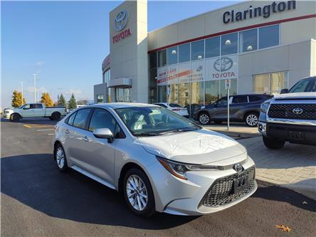 2021 Toyota Corolla LE (Stk: 21018) in Bowmanville - Image 1 of 7
