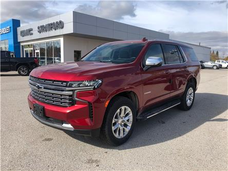 2021 Chevrolet Tahoe Premier (Stk: TC2740) in Stratford - Image 1 of 4