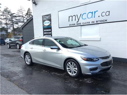 2018 Chevrolet Malibu LT (Stk: 201084) in Kingston - Image 1 of 21