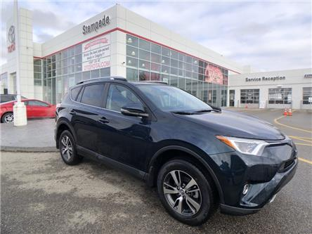 2018 Toyota RAV4 XLE (Stk: T201080A) in Calgary - Image 1 of 13