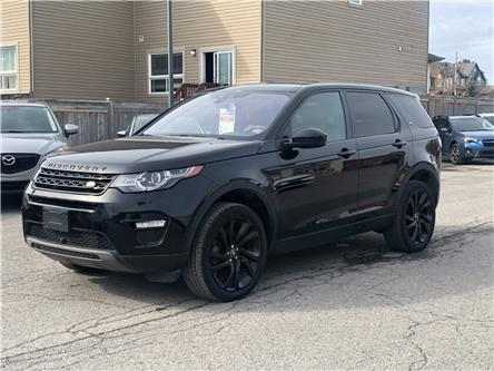 2017 Land Rover Discovery Sport HSE LUXURY (Stk: 21062) in Rockland - Image 1 of 15