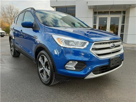 2018 Ford Escape SEL (Stk: P0589) in Bobcaygeon - Image 1 of 25