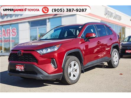 2019 Toyota RAV4 LE (Stk: 90715) in Hamilton - Image 1 of 23