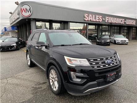 2017 Ford Explorer Limited (Stk: 17-D28234) in Abbotsford - Image 1 of 16