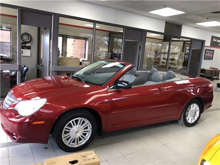2008 Chrysler Sebring LX (Stk: ) in Ottawa - Image 1 of 17