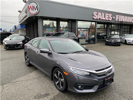 2016 Honda Civic Touring (Stk: 16-111150A) in Abbotsford - Image 1 of 17