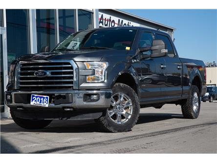 2016 Ford F-150  (Stk: 20996) in Chatham - Image 1 of 22