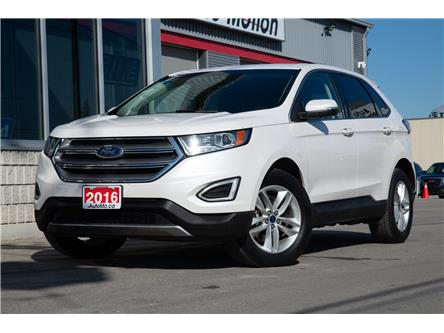 2016 Ford Edge SEL (Stk: 20989) in Chatham - Image 1 of 24