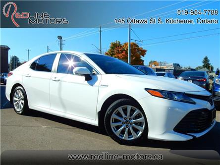 2018 Toyota Camry Hybrid LE (Stk: 4T1B31) in Kitchener - Image 1 of 26