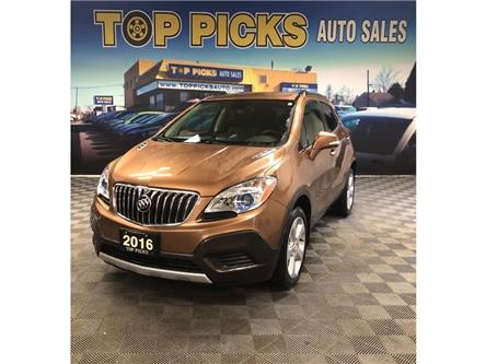 2016 Buick Encore Base (Stk: 530953) in NORTH BAY - Image 1 of 26