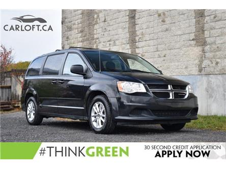 2016 Dodge Grand Caravan SE/SXT (Stk: B6324A) in Kingston - Image 1 of 26