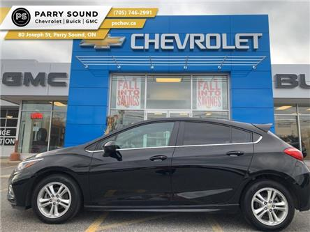 2018 Chevrolet Cruze LT Auto (Stk: 20-206A) in Parry Sound - Image 1 of 20