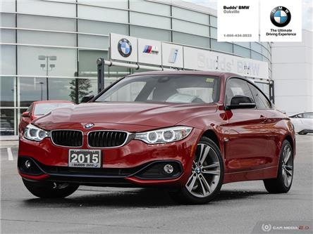 2015 BMW 428i xDrive (Stk: T926564B) in Oakville - Image 1 of 26