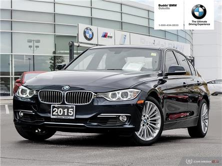 2015 BMW 328i xDrive (Stk: DB6040A) in Oakville - Image 1 of 27