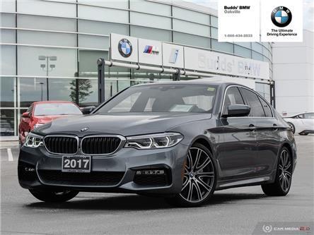 2017 BMW 540i xDrive (Stk: DB7051) in Oakville - Image 1 of 28