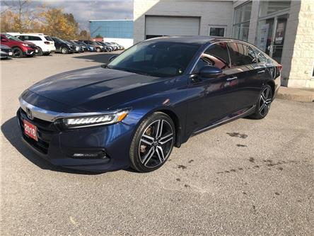 2018 Honda Accord Touring (Stk: 20213A) in Cobourg - Image 1 of 29
