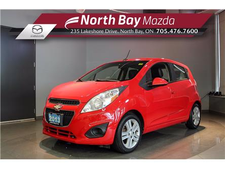 2013 Chevrolet Spark 1LT Auto (Stk: 2152A) in North Bay - Image 1 of 20