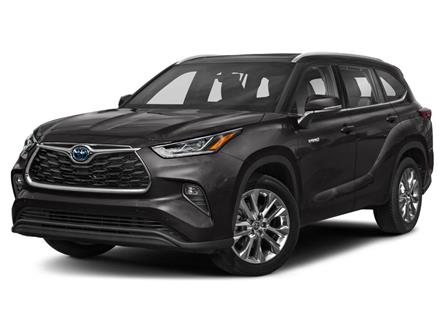 2021 Toyota Highlander Hybrid Limited (Stk: 210179) in Whitchurch-Stouffville - Image 1 of 9