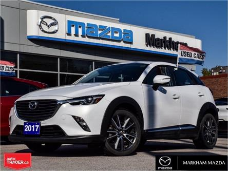 2017 Mazda CX-3 GT (Stk: P2028) in Markham - Image 1 of 28