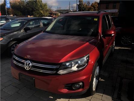 2016 Volkswagen Tiguan  (Stk: 21184a) in Toronto - Image 1 of 9