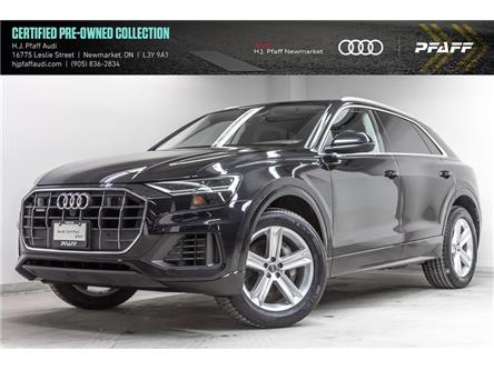 2019 Audi Q8 55 Progressiv (Stk: 53738) in Newmarket - Image 1 of 22
