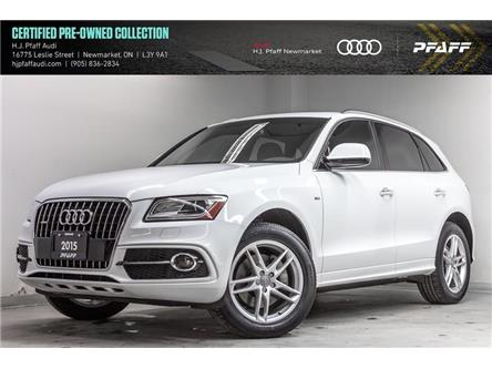 2015 Audi Q5 3.0T Technik (Stk: A13397A) in Newmarket - Image 1 of 22
